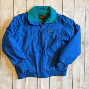 Vintage Eddie Bauer Fleece Lined Jacket